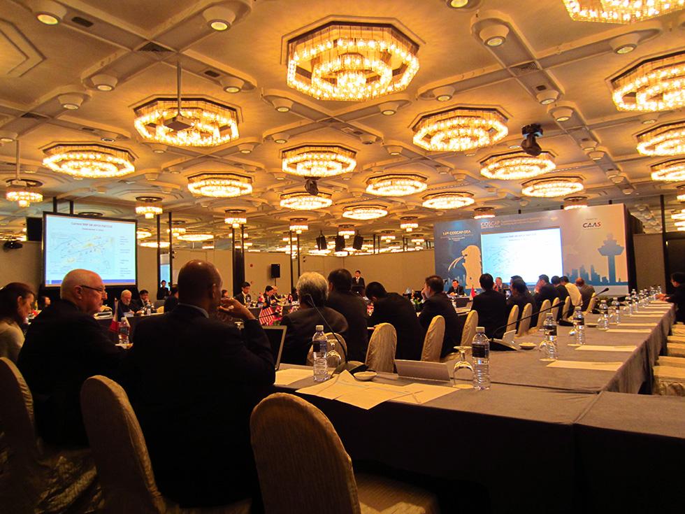CAAS-COSCAP-SEA-Meeting-2014
